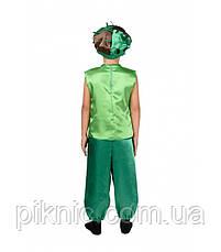 Детский карнавальный костюм Каштана для детей 4,5,6,7,8,9 лет. Костюм для мальчиков и девочек 340, фото 3