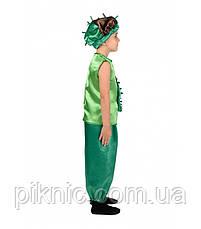 Детский карнавальный костюм Каштана для детей 4,5,6,7,8,9 лет. Костюм для мальчиков и девочек 340, фото 2