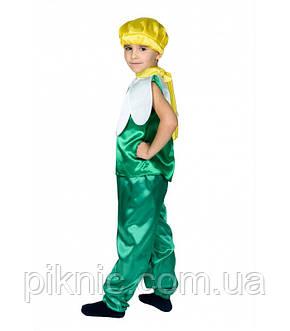 Костюм Ромашка для мальчика 4,5,6,7,8,9 лет. Детский карнавальный костюм на праздник Весны 341, фото 2