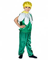 Костюм Ромашка для мальчика 4,5,6,7,8,9 лет. Детский карнавальный костюм на праздник Весны