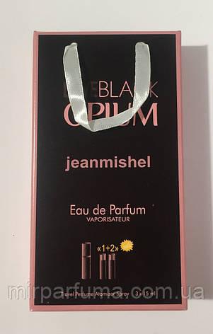 Женский сладкий парфюм jeanmishel Love Black Opium 45ml опт, фото 2
