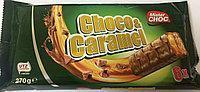 Батончики Choco & Caramel Mister Choc 270г (6х45г) Германия