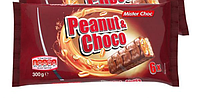БатончикиPeanut &  Choco Mister Choc 300 г (6х50г) Германия , фото 1