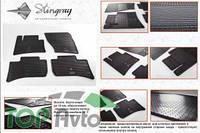 Stingray Резиновые коврики VW Touareg 02- Porche Cayenne 02-