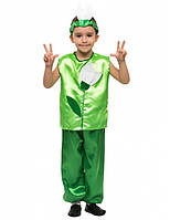 Костюм Подснежник для мальчика 4,5,6,7,8,9 лет. Детский карнавальный костюм Пролісок 341
