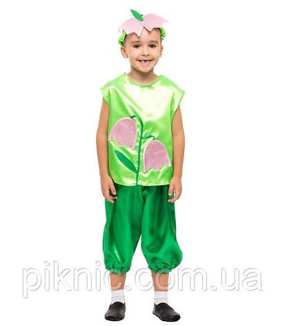 Костюм Колокольчик для мальчика 4,5,6,7,8,9 лет. Детский карнавальный костюм 341, фото 2