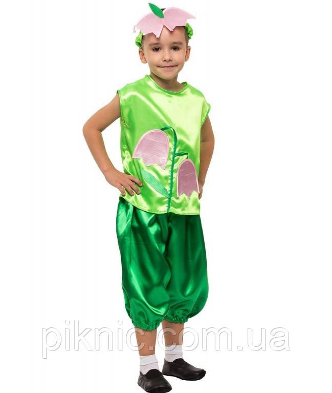 Костюм Колокольчик для мальчика 4,5,6,7,8,9 лет. Детский карнавальный костюм 341