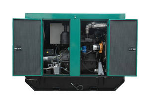 Дизельный генератор 24 кВт АД24С-Т400-2РП (KOFO) альтернатор Kaijieli в кожухе