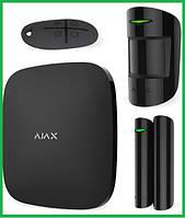 Комплект беспроводной сигнализации Ajax StarterKit (Black), фото 1
