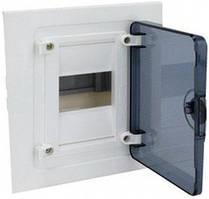 Щит для внутренней установки Hager VF104TD Golf IP41, с прозрачными дверцами, 4 мод.(1х4)