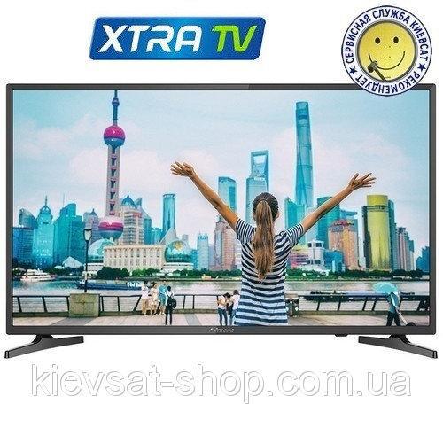 "Strong SRT 40FA3303U, (40"",101см), ANDROID | XTRA TV ""Футбол"", ANDROID, Ci +, 40"", DVB-T2/С/S2, XTRA, DVB-T2"