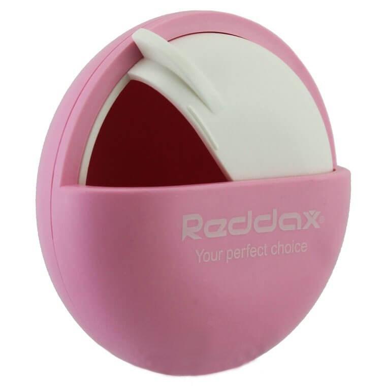 Футляр / бокс для наушников Reddax розовый