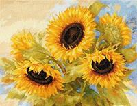 Набор для вышивки крестом Алиса 2-30 Солнечные мечты