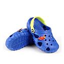 Детские кроксы синие ( Код:117071 JA синий ), фото 3