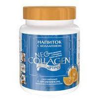 NEO COLLAGEN АРТРО 300г Напиток с коллагеном, обогащенный L-аргинином, кальцием и витаминами В2, С, D, Е, фото 1