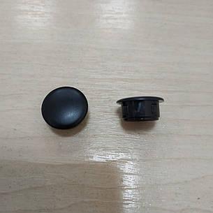 Заглушка пластиковая круглая 15, фото 2