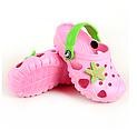 Детские кроксы синие ( Код: 117073 JA розовый ), фото 3