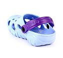 Детские кроксы синие ( Код: 117074 JA голубой ), фото 3