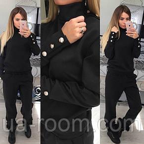 Женский спортивный костюм №430, фото 2