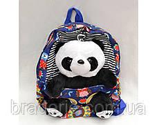 Мягкая игрушка-рюкзак Зоопарк 491-1, фото 2