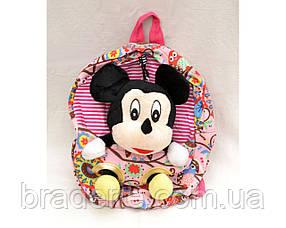 Мягкая игрушка-рюкзак Зоопарк 491-1