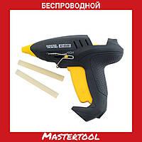 Беспроводной клеевой пистолет Mastertool - 400 Вт, 28 г/мин