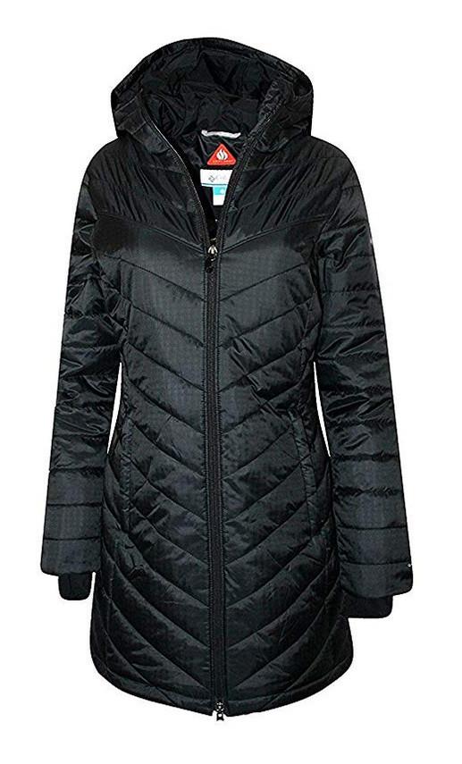 Columbia Morning Light II Omni-Heat Hooded коламбия омни хит куртка ... 996fc2895bcdb