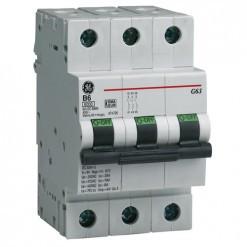 Автоматический выключатель General Electric G63D04 трехполюсный, 674810