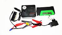 Car jump starter 20000mAh Повер банк зарядно пусковое устройство для машины 2хUSB+Фонарик + Компрессор.