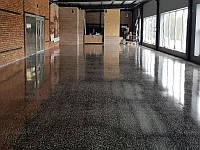 Терраццо. Фрезеровка шлифовка полировка бетона, мраморной крошки, фото 1