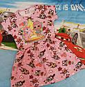 Платье на девочку с LOL + единорог 5-8 лет (трикотаж), фото 2