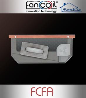 Внутрипольный конвектор Fancoil с принудительной конвекцией FCFA, фото 2