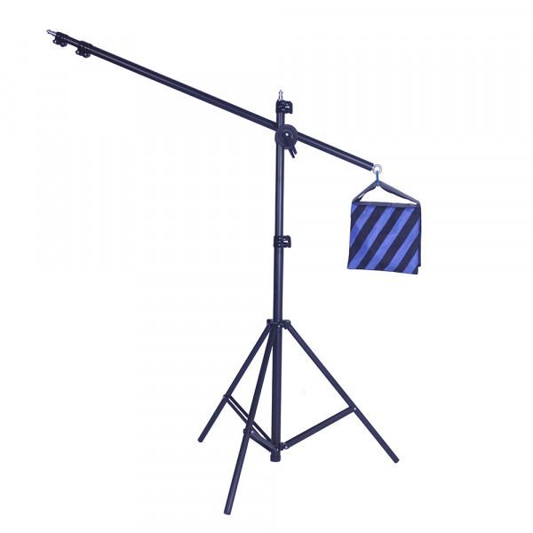 Стойка-журавль для студийных вспышек Mircopro LS-5001 (нагрузка 6 кг) (LS-5001)