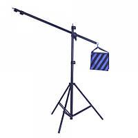 Стойка-журавль для студийных вспышек Mircopro LS-5001 (нагрузка 6 кг) (LS-5001), фото 1