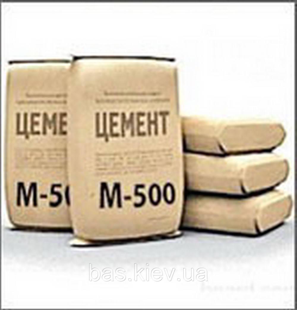 Цемент М 500, 25 кг (Івано-Франковскцемент)