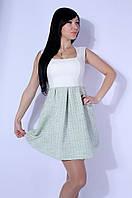 Платье женское зеленое Dollani Ernesto 2559