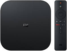 TV-Приставка Xiaomi Mi Box S 4K 2/8 GB Чорна (MDZ-22-AB)