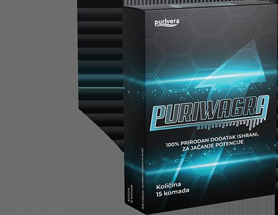 Puriwagra (Пуривагра) - капсулы  для потенции