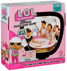 Розважальна гра L. O. L. лол Собери сюрприз MGA 556374