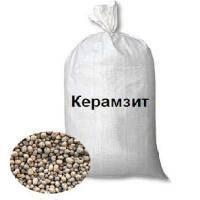 Керамзит фракция 10-20 мм , 0.06м3/мешок