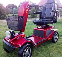 Электрический Скутер для инвалидов Electric Mobility Scooter 15 км/ч.