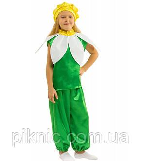 Костюм Нарцисс для мальчика 4,5,6,7,8,9 лет. Детский карнавальный костюм на праздник Весны, фото 2