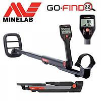 Металлоискатель Minelab GO FIND 22