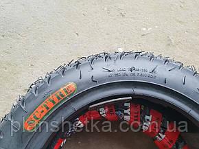 Гума на скутер 3.00-10 всесезонна безкамерна 8 PR, фото 2