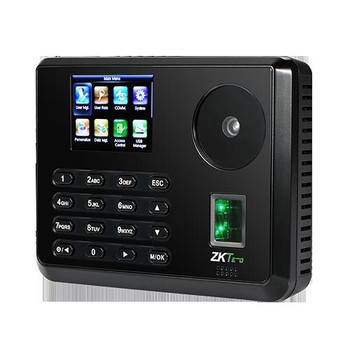 Терминал СКУД по венам ладони и отпечатку пальца ZKTeco Palm P160ID