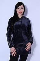 Туника женская фиолетовая размер S AEG 2220