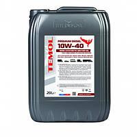 Моторное масло ТEMOL PREMIUM DIESEL 10W-40 CI-4/SL 20л