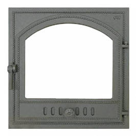 Дверцы SVT для камина чугунные
