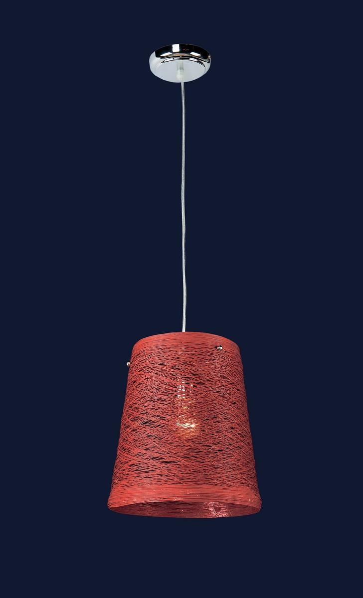 Люстра подвесная Levistella 72080066-1 RED