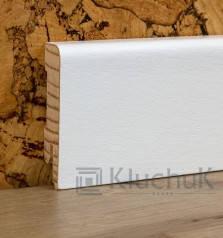 Плинтус KluchuK коллекция WHITE PLINTH